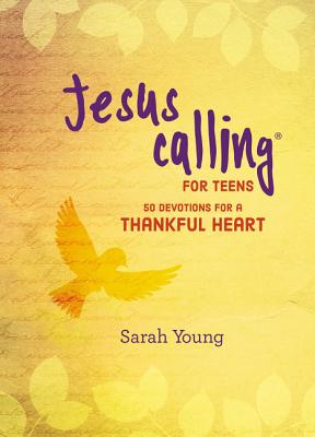 Image for Jesus Calling: 50 Devotions for a Thankful Heart