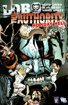 Image for Lobo/The Authority: Holiday Hell (Authority (Graphic Novels))