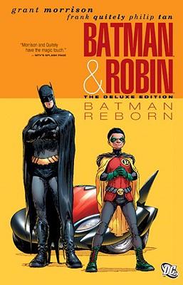 Image for BATMAN & ROBIN : BATMAN REBORN ( DELUXE EDITION )