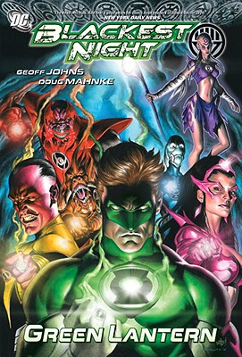 Image for Blackest Night: Green Lantern