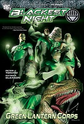 Image for Blackest Night: Green Lantern Corps