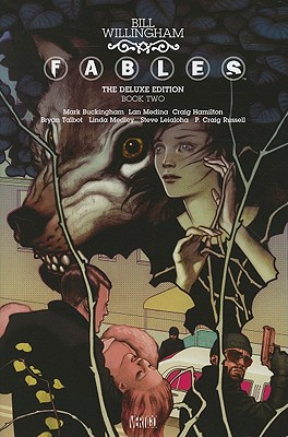 Image for FABLES: THE DELUXE EDITION: BOOK TWO