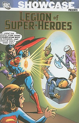 Image for Showcase Presents: The Legion of Super-Heroes Vol. 4