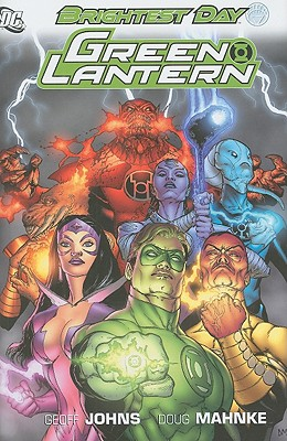 Image for Green Lantern: Brightest Day