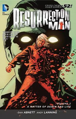 Image for Resurrection Man Vol. 2