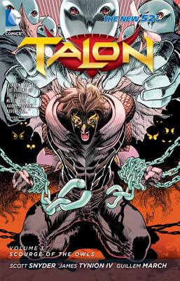 Image for Talon: Scourge of the Owls