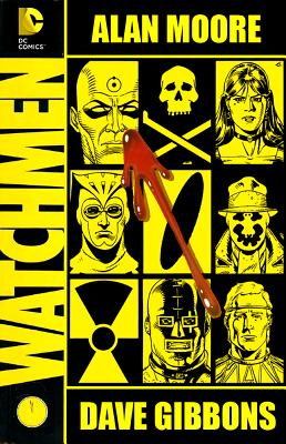 Image for Watchmen, Deluxe Edition