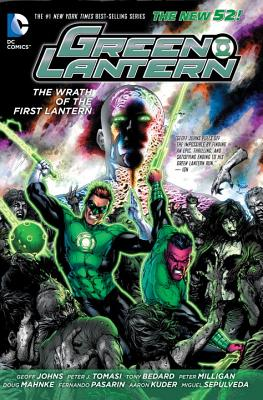 Image for Green Lantern: The Wrath of the First Lantern (The New 52)