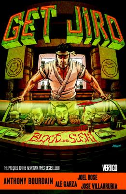 Image for Get Jiro: Blood and Sushi