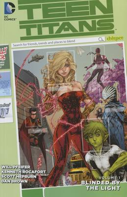 Image for Teen Titans Vol. 1: Blinded by the Light
