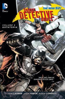 Image for Batman: Detective Comics Vol. 5: Gothtopia (The New 52)