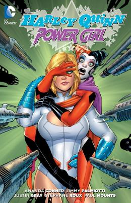 Image for Harley Quinn and Power Girl