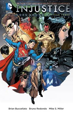 Image for Injustice: Gods Among Us: Year Three Vol. 2