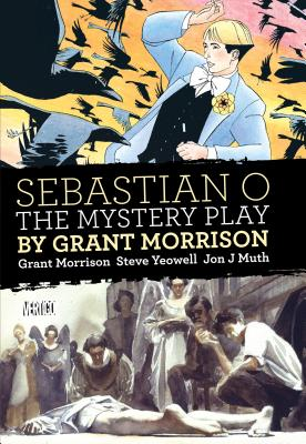 Image for SEBASTIAN O: THE MYSTERY PLAY