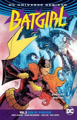 Image for Batgirl Vol. 2: Son of Penguin (Rebirth)