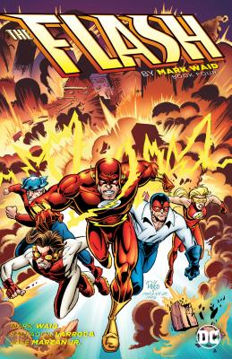 Image for The Flash by Mark Waid Book Four