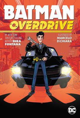 Image for BATMAN: OVERDRIVE