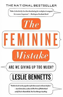 Image for The Feminine Mistake