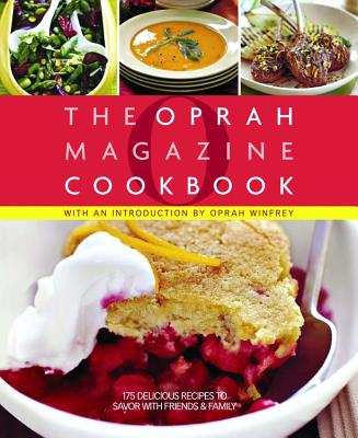 Image for OPRAH MAGAZINE COOKBOOK