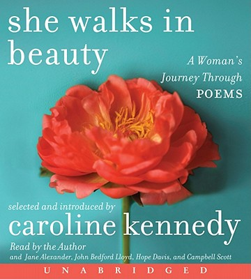 Image for She Walks in Beauty (unabridged audio)