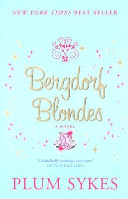 "Bergdorf Blondes, ""Sykes, Plum"""