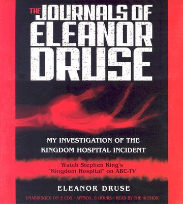 Image for JOURNALS OF ELEANOR DRUSE UNABRIDGED ON 5 CDS