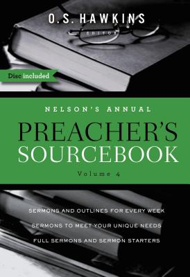 Image for Nelson's Annual Preacher's Sourcebook, Volume 4