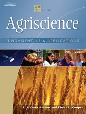 Image for Agriscience: Fundamentals and Applications