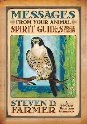Image for Messages from Your Animal Spirit Guides Oracle Cards