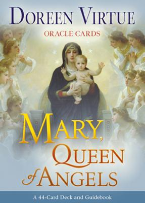 Image for Mary, Queen of Angels Oracle Cards: A 44-Card Deck and Guidebook