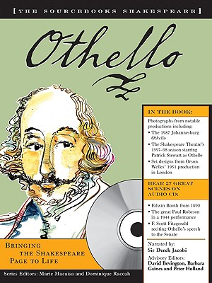 Othello (The Sourcebooks Shakespeare; Book & CD), Willam Shakespeare