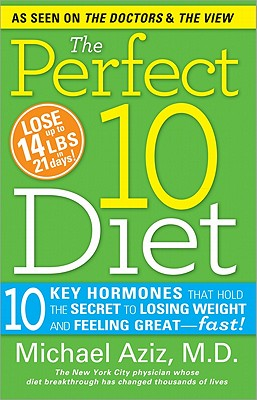 Image for PERFECT 10 DIET