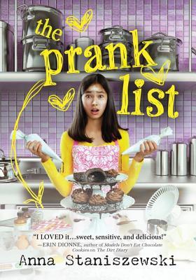 The Prank List (The Dirt Diary), Staniszewski, Anna