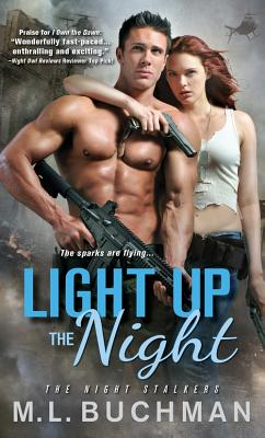 Light Up the Night (The Night Stalkers), Buchman, M. L.