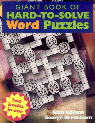 Giant Flip Book: Hard-to-Solve Word Puzzles/Hard-to-Solve Mind Puzzles (Main Street Books)