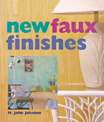 Image for NEW FAUX FINISHES