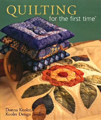 Image for Quilting for the first time®