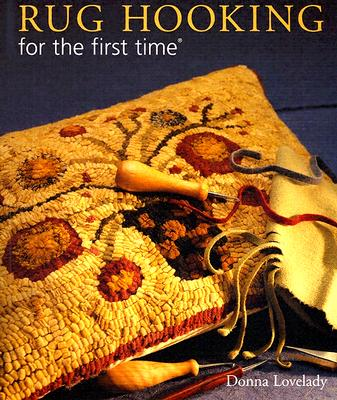 Image for Rug Hooking for the first time
