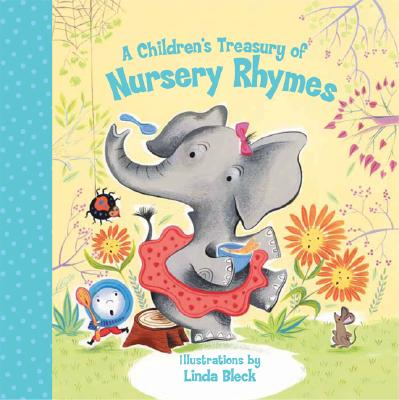 Image for A Children's Treasury of Nursery Rhymes