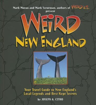 Image for Weird New England