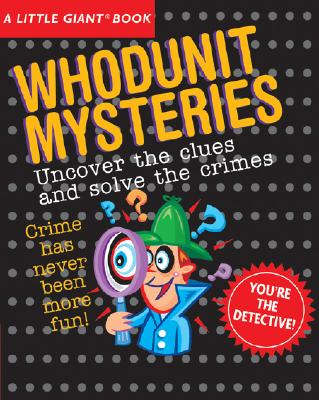 Image for A Little Giant® Book: Whodunit Mysteries (Little Giant Books)