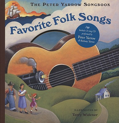 Image for The Peter Yarrow Songbook: Favorite Folk Songs (Book & CD)