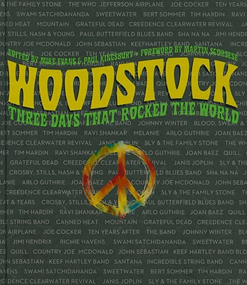 Image for Woodstock: Three Days That Rocked the World