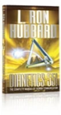 Image for Dianetics 55!: The Complete Manual of Human Communication