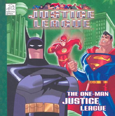 Image for Justice League: The One Man Justice League