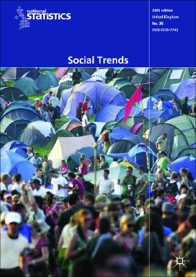 Image for Social Trends (36th Edition) (National Statistics)