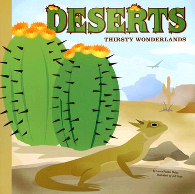 Image for Deserts: Thirsty Wonderlands (Amazing Science: Ecosystems)