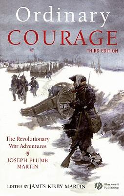 Image for Ordinary Courage: The Revolutionary War Adventures of Joseph Plumb Martin