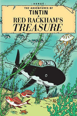 TinTin, Red Rackham's Treasure, Herge