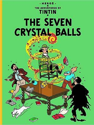 The Seven Crystal Balls (The Adventures of Tintin), Herge